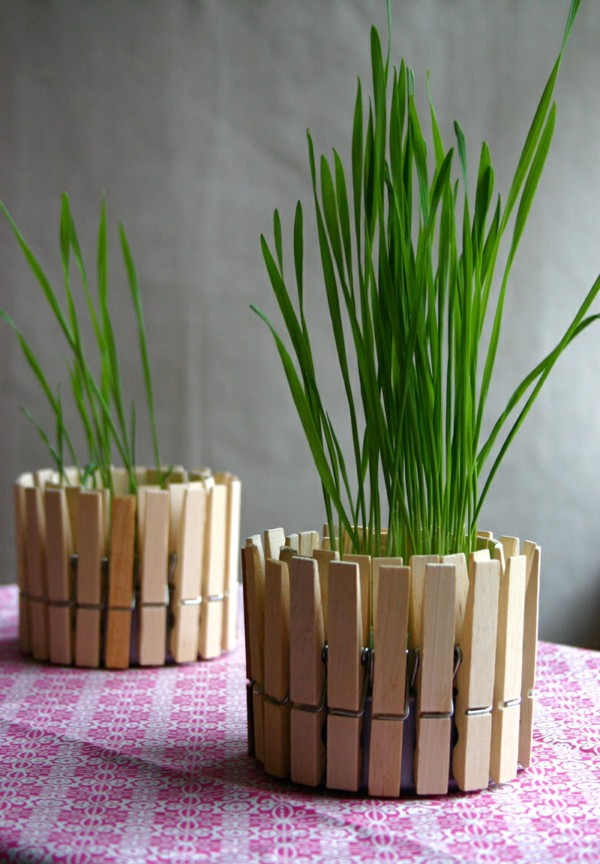 tinker-with-clothespins-wood-planters